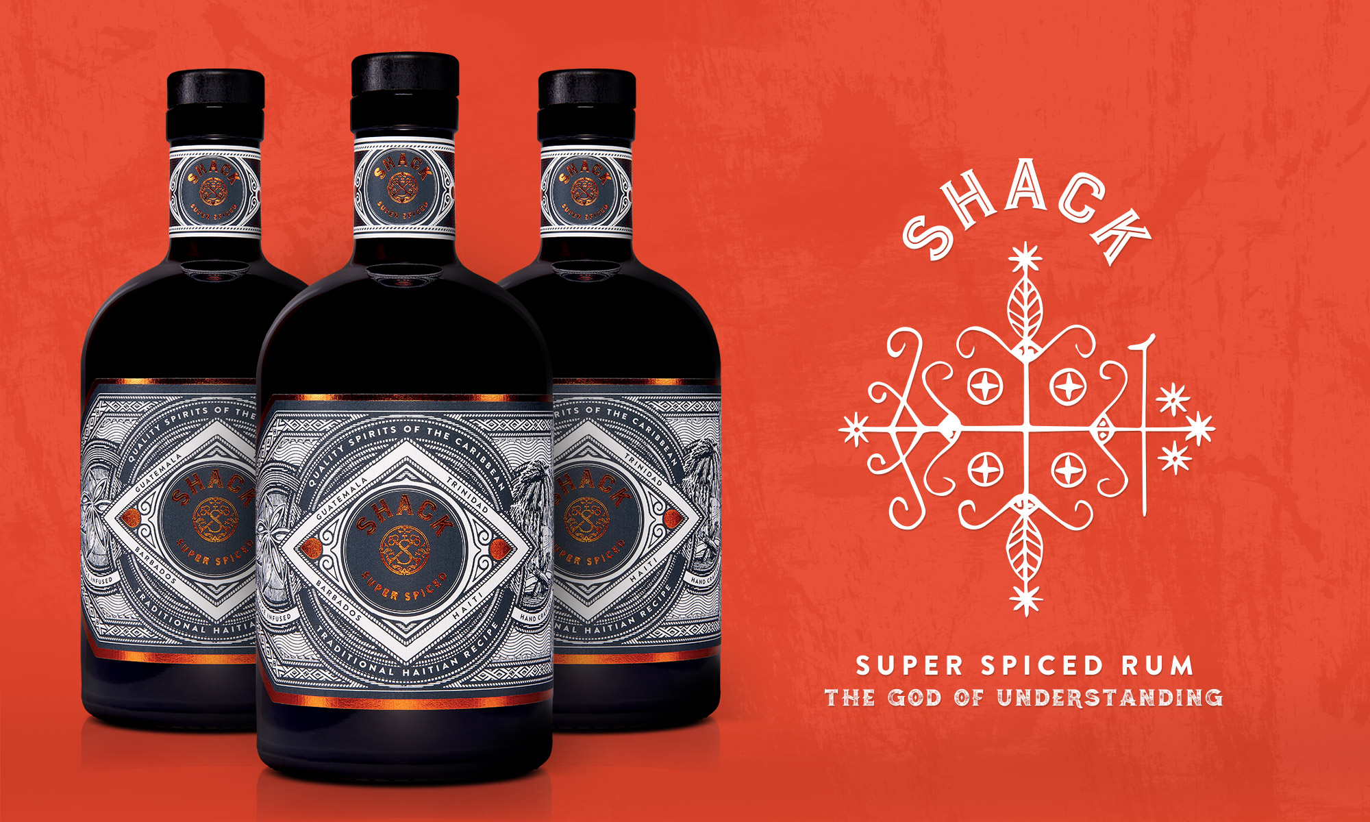 Shack rum Super Spiced